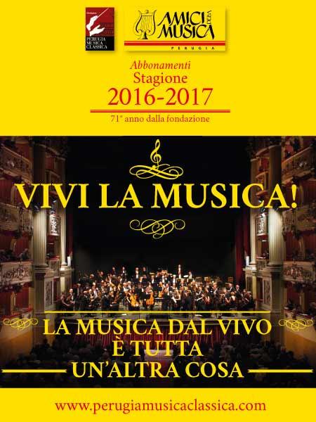 Perugia musica classica 2016