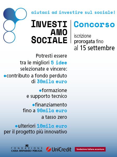 Investiamo sociale