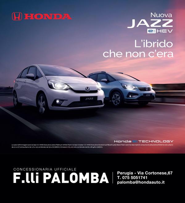 Palomba Honda jazz