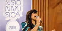 Visioninmusica 2015 sold out con Karima
